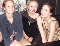 Lisa and Klara Eichholz and Friend