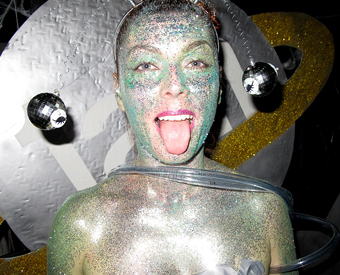 1AM SPACED-OUT 5TH BDAY HALLOWEEN